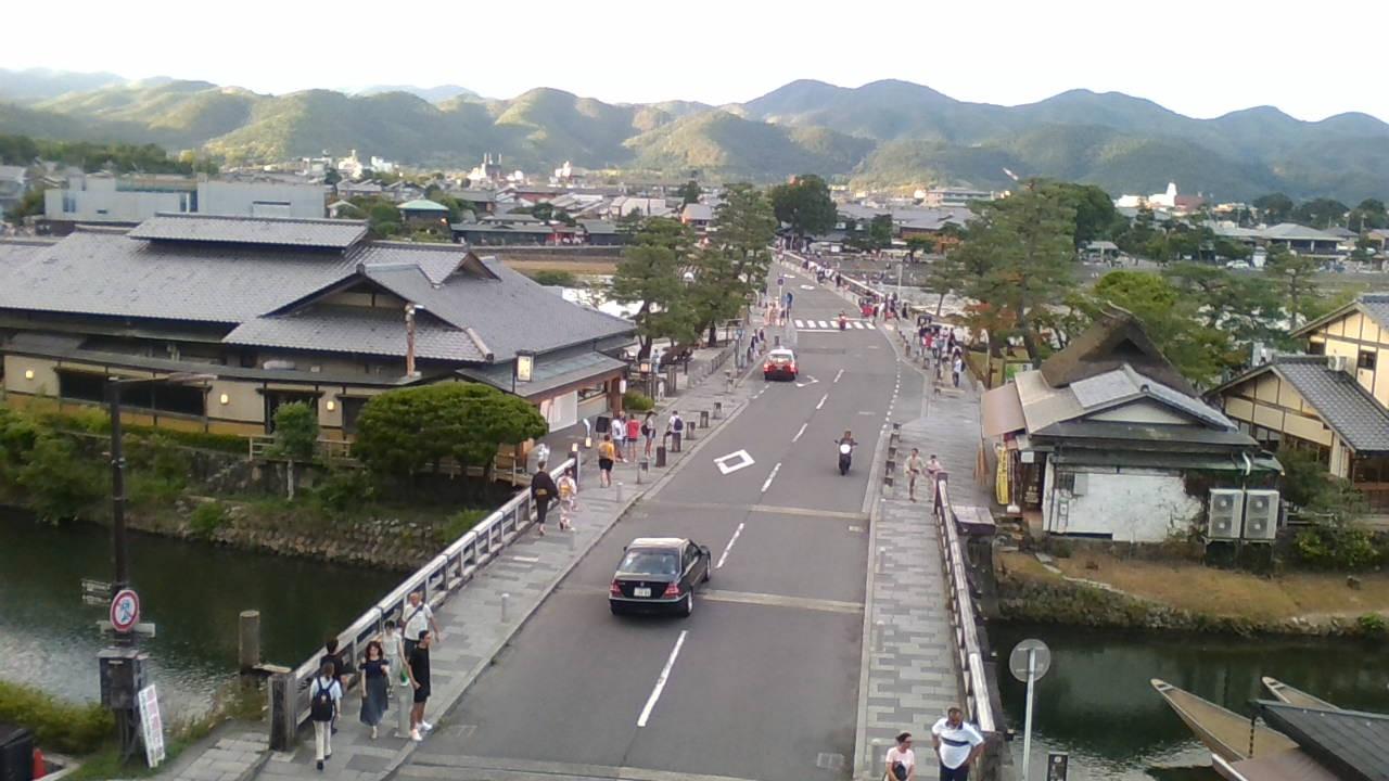 2019 お盆休み IN嵐山